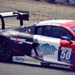 DLEDMV en mode racing - FFSA GT Tour à Lédenon 95
