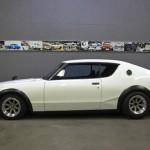 JDM Legends : '75 Nissan Skyline 2000 GT 1