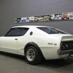 JDM Legends : '75 Nissan Skyline 2000 GT 2
