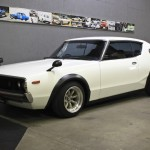 JDM Legends : '75 Nissan Skyline 2000 GT 3