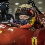 Redbull RB8 vs Ferrari F1 87-88C … Vettel & Berger ! 1
