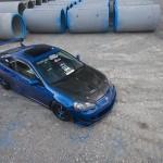 Tuned Acura RSX… Mugen inside !