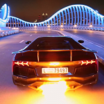 Aventador LP900-4 Limited Edition DMC ! Au feu !