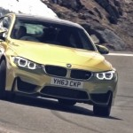 "BMW M4 ""Song & Drift"" ... Une vraie M !"