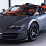 Les chiffres… L'opulente Bugatti Veyron
