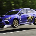 Subaru versus Ile de Man... Le retour !