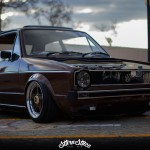 """Hot Chocolate Golf MK1"" - Stance & Vintage made in South Africa ! 13"