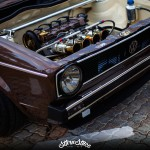 """Hot Chocolate Golf MK1"" - Stance & Vintage made in South Africa ! 15"