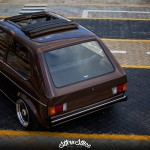 """Hot Chocolate Golf MK1"" - Stance & Vintage made in South Africa ! 10"