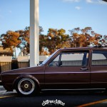 """Hot Chocolate Golf MK1"" - Stance & Vintage made in South Africa ! 9"