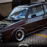 """Hot Chocolate Golf MK1"" - Stance & Vintage made in South Africa ! 3"