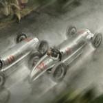"""""""The Silver Arrows Project"""" : Photos, dessins, info... Magnifique ! 1"""
