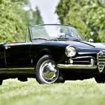 Alfa Giulia Spider – La Dolce Vita