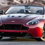 Aston martin V12 Vantage S Roadster : Bandante !