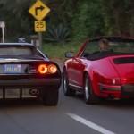 """Ferrari 308 GTS vs Porsche 911 Carrera Cab : """"Contre toute attente"""""""