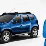 Dacia veut rajeunir son image, et s'offre Gérard Hernandez...!