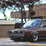 """Hot Chocolate Golf MK1"" - Stance & Vintage made in South Africa !"