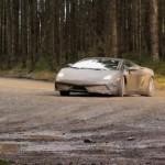Lamborghini WRC… Les bains de boue parait que ça fait du bien !