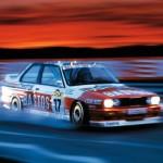 Renaissance : M3 E30 DTM … En onboard c'est violent !