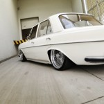 Mercedes W108 AirRide… Low & Slow Kulture en mode Wu Tang !