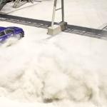 Subaru WRX STI … Gymkhana et baguette !