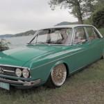 Audi 100... Vintage lowrider ! 1