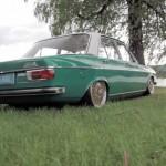 Audi 100... Vintage lowrider ! 3