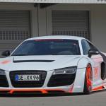 Audi R8 Slammed Killer from xXx ... Pour les kings du parking ! 5