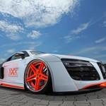 Audi R8 Slammed Killer from xXx ... Pour les kings du parking ! 3