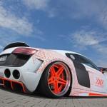 Audi R8 Slammed Killer from xXx ... Pour les kings du parking ! 2
