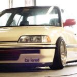 "Honda Civic EE sedan … ""All Wrapped Up"""