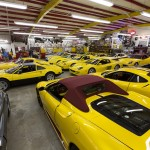"""The Bachman Ferrari Collection"" - La vie en ... jaune ! 2"