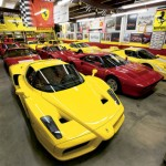 """The Bachman Ferrari Collection"" - La vie en ... jaune ! 4"