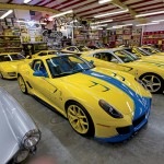 """The Bachman Ferrari Collection"" - La vie en ... jaune ! 3"