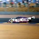 Groupe C Story : Jaguar XJR-12 victorieuse des 24h du Mans '90 - Onboard à Oulton Park 17