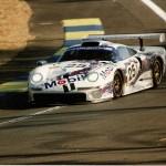 Groupe C Story : Jaguar XJR-12 victorieuse des 24h du Mans '90 - Onboard à Oulton Park 5