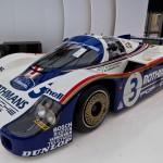 Groupe C Story : Jaguar XJR-12 victorieuse des 24h du Mans '90 - Onboard à Oulton Park 9