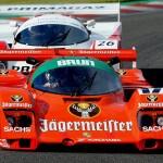Groupe C Story : Jaguar XJR-12 victorieuse des 24h du Mans '90 - Onboard à Oulton Park 8