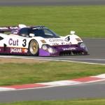 Groupe C Story : Jaguar XJR-12 victorieuse des 24h du Mans '90 - Onboard à Oulton Park 15