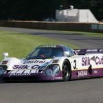 Groupe C Story : Jaguar XJR-12 victorieuse des 24h du Mans '90 - Onboard à Oulton Park 14