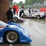 Groupe C Story : Jaguar XJR-12 victorieuse des 24h du Mans '90 - Onboard à Oulton Park 18