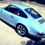 """Porsche 911 """"Machine Revival""""... Classic Outlaw made in France ! 14"""