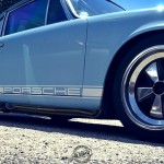 """Porsche 911 """"Machine Revival""""... Classic Outlaw made in France ! 7"""