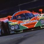 Mazda 787 B : Johnny Herbert onboard 20 ans plus tard. 5