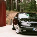 Opel Omega... Posée et jantée... Si si , ça existe ! 2