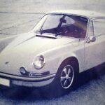 1967 Porsche 911 S en Onboard sur Laguna Seca – Envoutante !