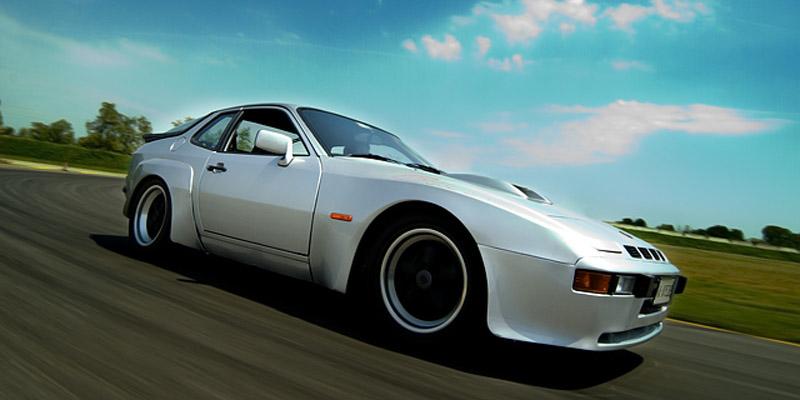 Porsche 924 Turbo Carrera Gts Bras D Honneur Aux