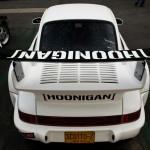 Porsche 964 Turbo RWB... Smoke & Donut ! 6