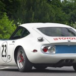 Toyota 2000 GT Shelby - Sushis sauce BBQ ! 1