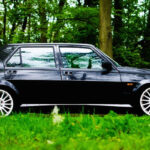 """Turbo Benzina"" - Alfa 75 inside !"
